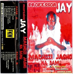 Professor Jay- The opening artist on today's show!