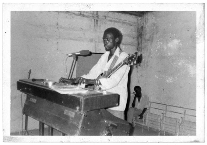 Pioneering Gambian musician, Bai Janha