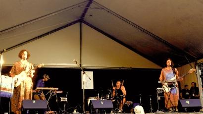La Gallera Social Club @ Vancouver Folk Festival