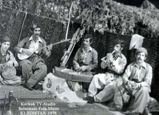 Kerkuk TV Studio, Kurdistan (Iraq), 1976
