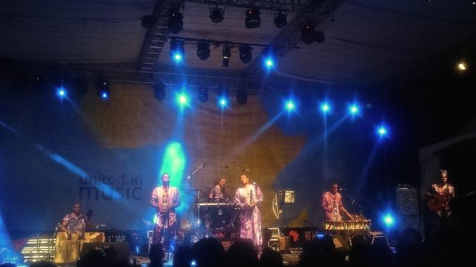 Msafiri Zawose band