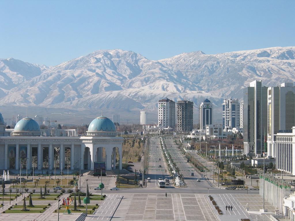 Turkménistan-amitié