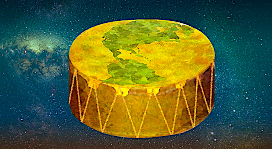 earth-drum